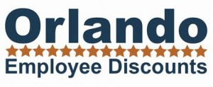 Orlando Employee Discounts log