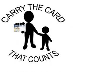 Carry The Card that Counts