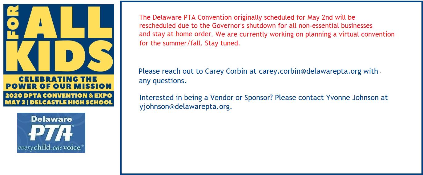 2020 DPTA Convention